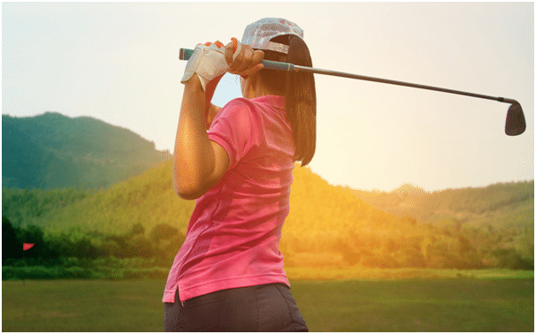 how to start golfing